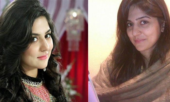 Pakistani Actress without Makeup