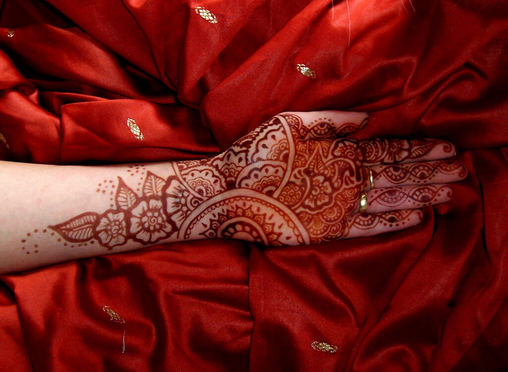 Wedding Bridal mehndi Designs