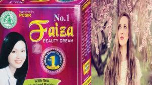 Faiza Cream Original  And Fake