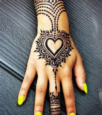 Henna Designs Easy Simple
