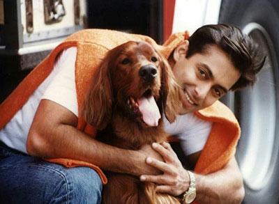 salman khan dogs images