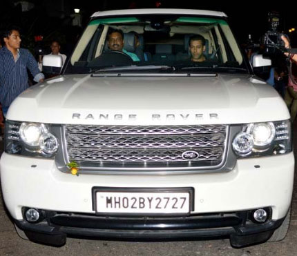 salman khan cars