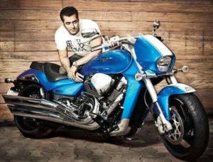 Salman Khan Bikes And Number