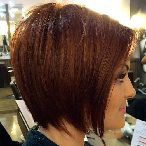 Medium Length Bob Haircuts For Thick Hair