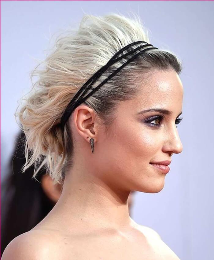 Headbands Short Hair
