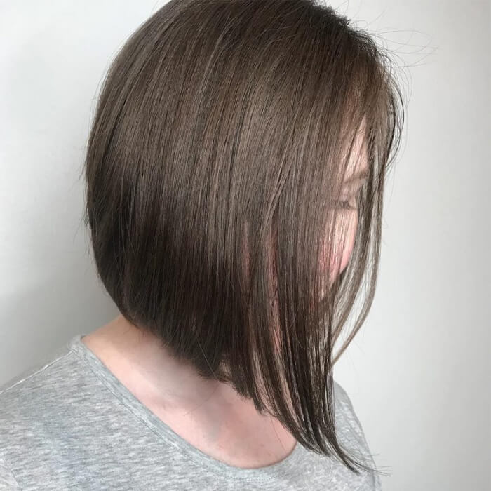 Straight and Silky