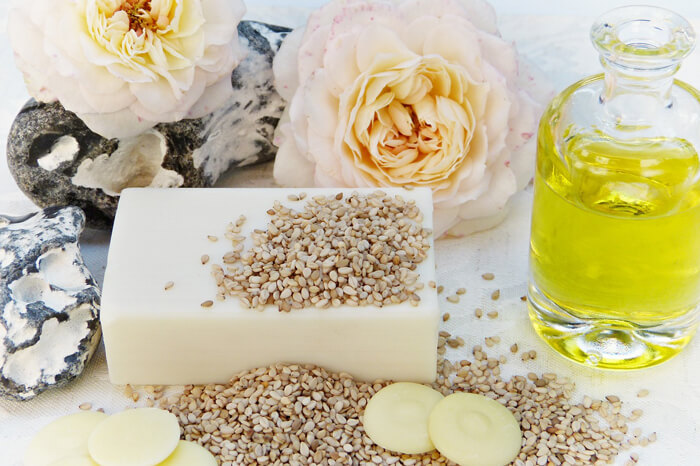 sesame oil benefits