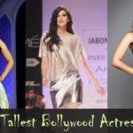 Tallest Bollywood Actress and There Heights in Feet