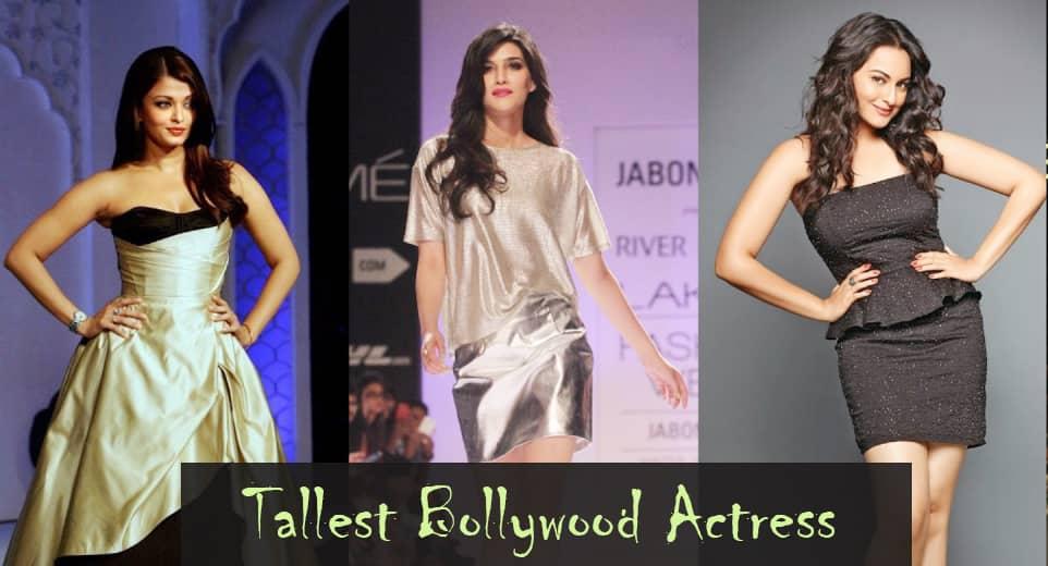 Tallest-Bollywood-Actress
